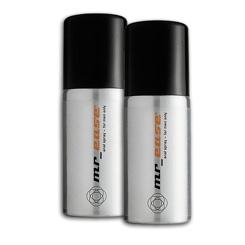 2er Set  mr_ease Anal Spray 15 ml