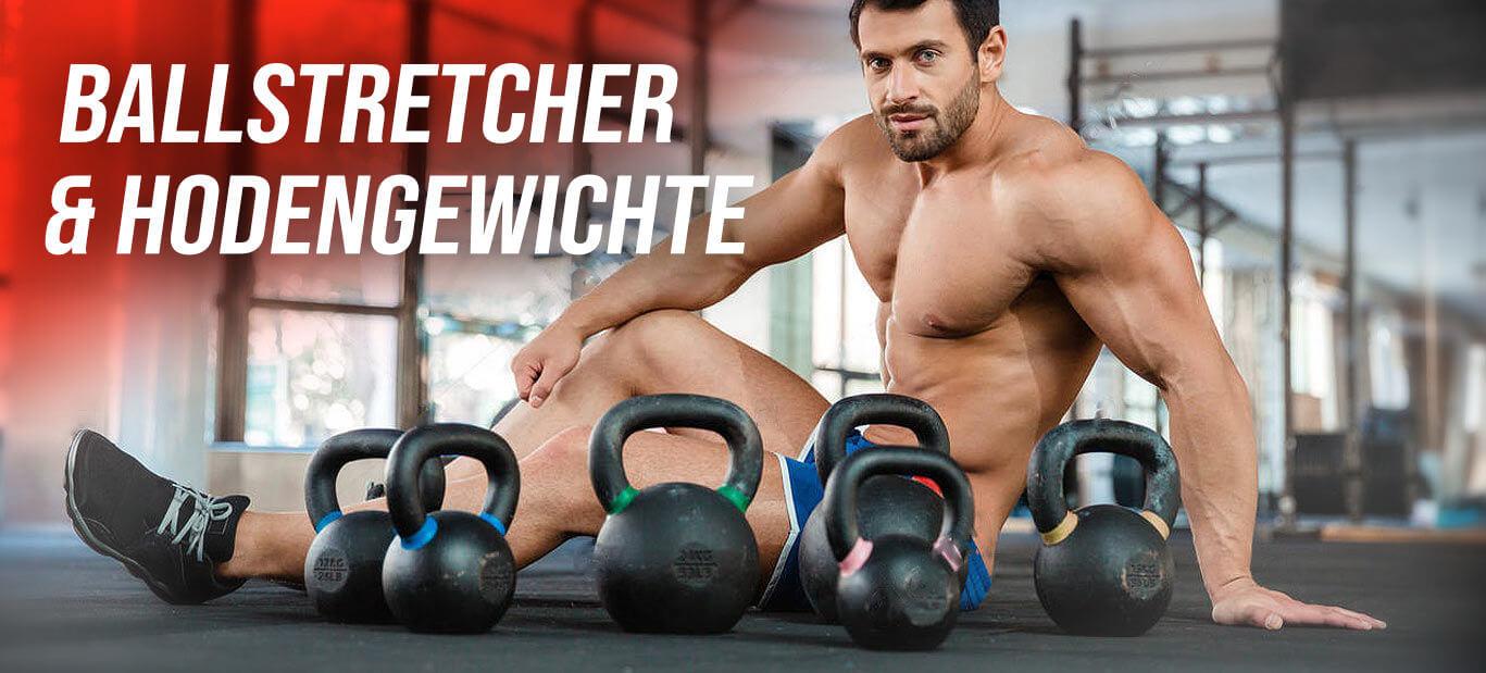 Ballstretcher / Hodenringe
