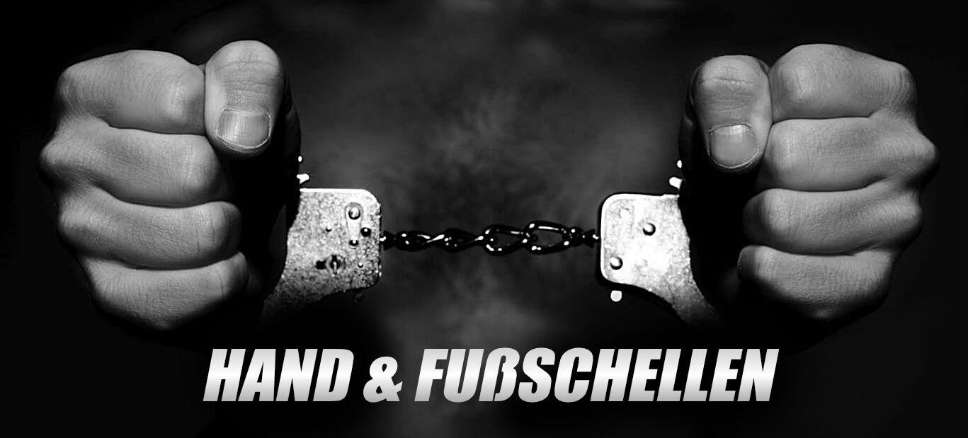 Hand- & Fußschellen