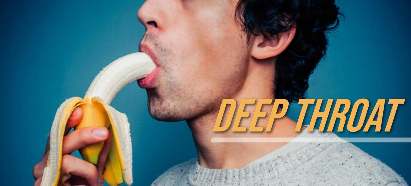 Deep Throat Sprays