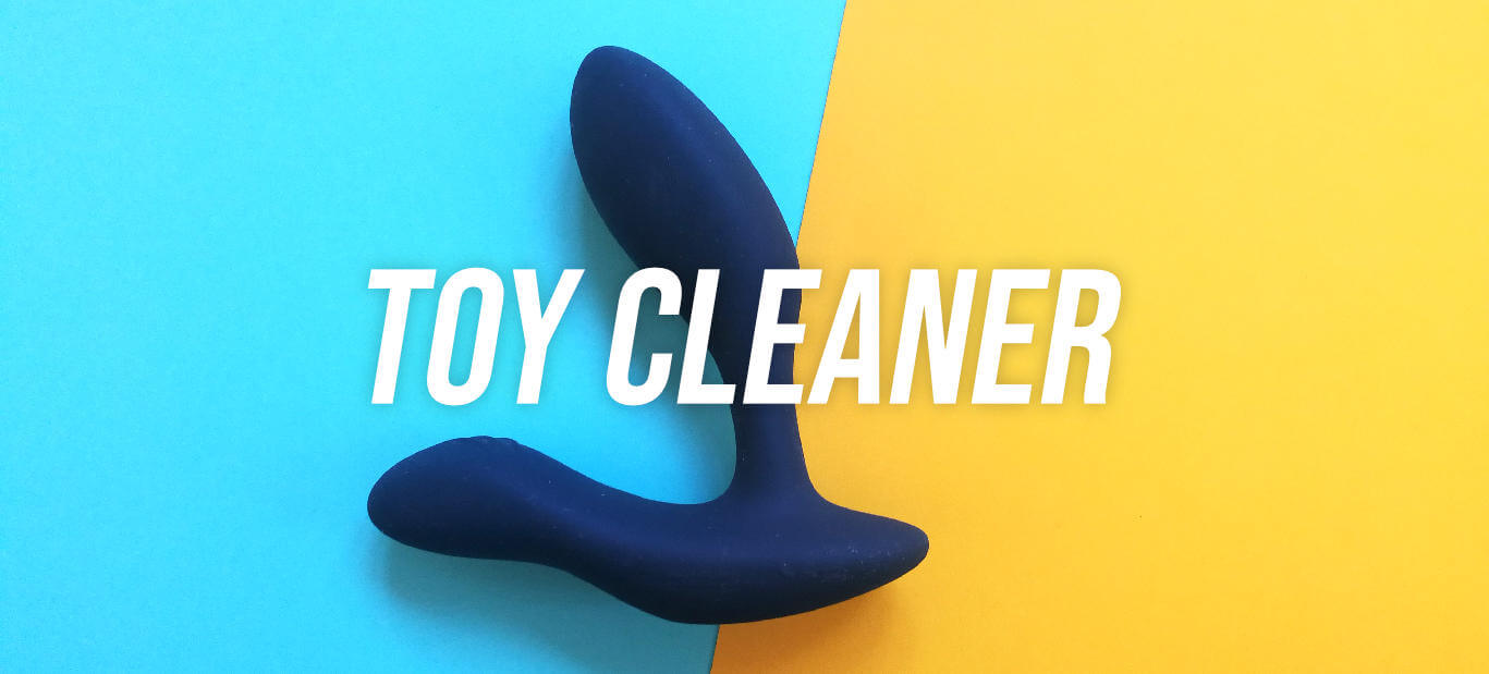 Sex Toy Reiniger