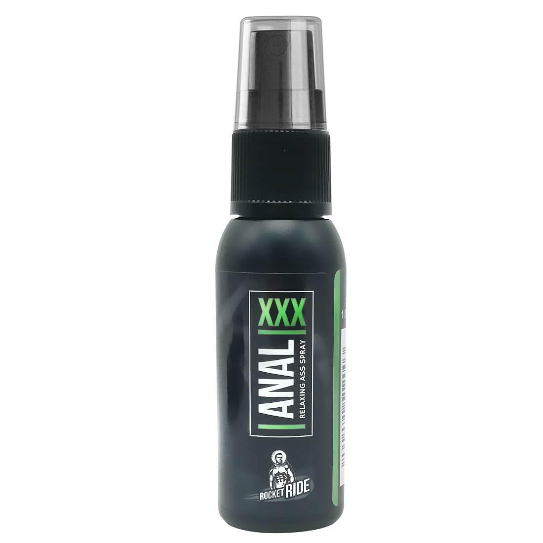 Anal bottle rocket