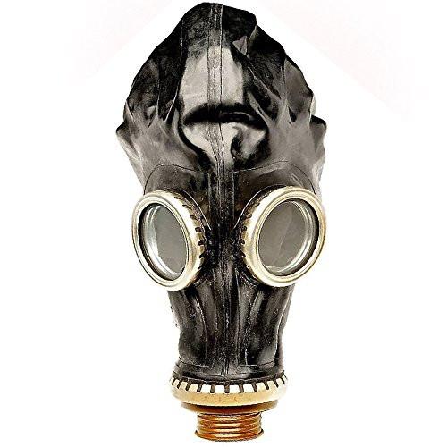 Russian Gas Maske - schwarz