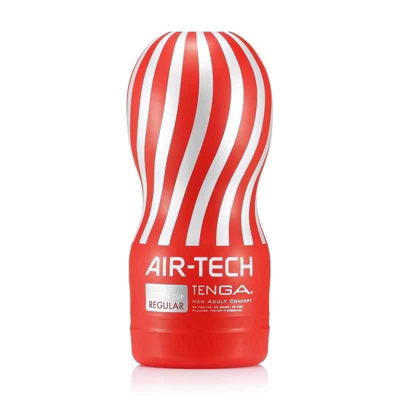 TENGA Reusable Air-Tech Vacuum Cup Regular